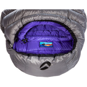 Valandré Chill Out 650 Sleeping Bag S Grey